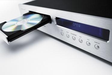 Exposure 3010S2 cd speler
