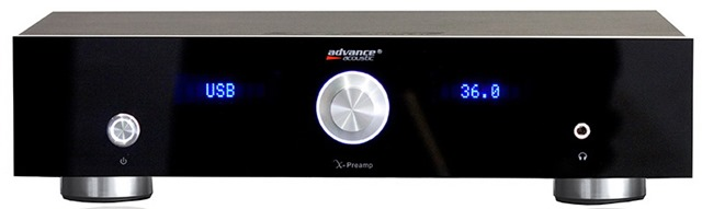 Advance Acoustic - X-Preamp front