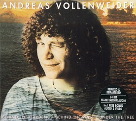 Andreas Vollenweider - Behind The Gardens  Behind The Wall  Under The Tree - Front