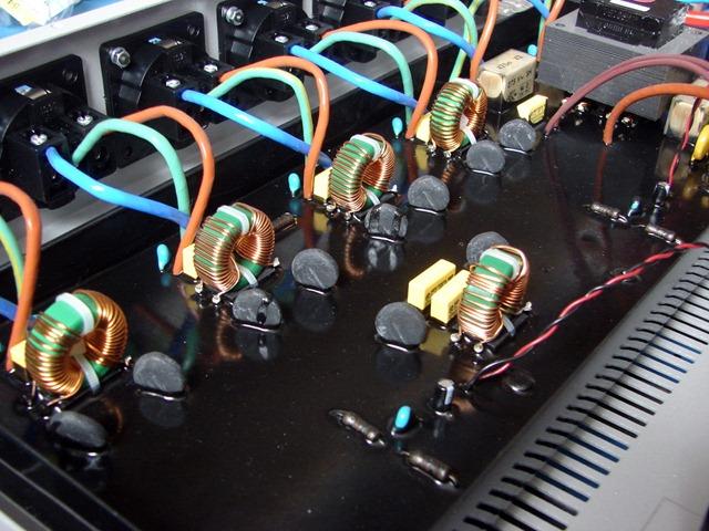 Aquarius filtersectie 1