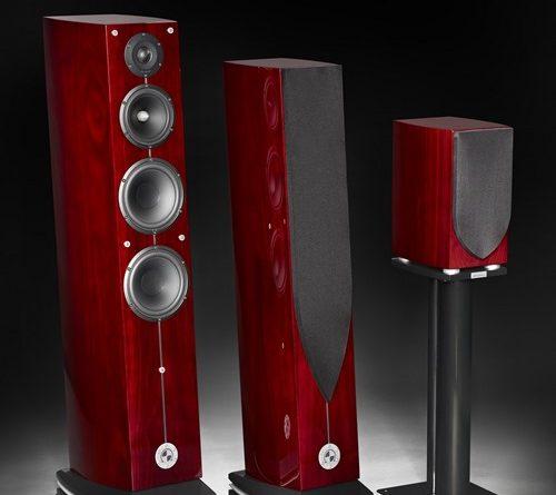 Atohm GT1-HD luidsprekers
