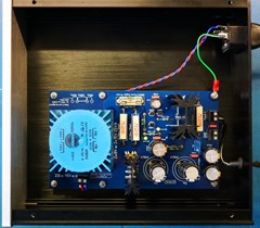 Audio Creative DDDAC Powersupply