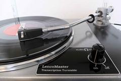 Van oude Lenco L75 naar high-end platenspeler
