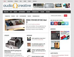 Audio Creative