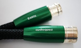 AudioQuest Earth interlink