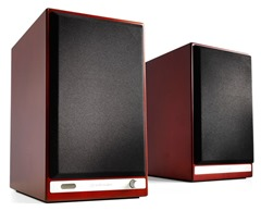 Audioengine HD6 - Cherry met grills