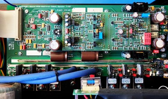 Audionet AMP - binnenkant (1)