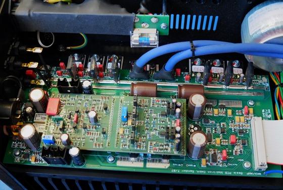 Audionet AMP - binnenkant (2)