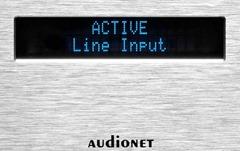 Audionet AMP - display