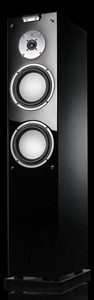 Audiovector X3 Super zwart