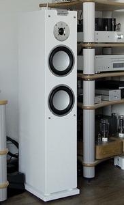 Audiovector X3 in de huiskamer