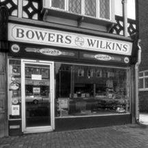 B&W winkel 1965