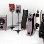 Bach S 1 HE luidsprekersysteem