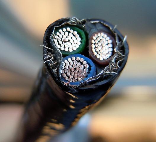 Ben's Powerkabel kabel binnenkant 2