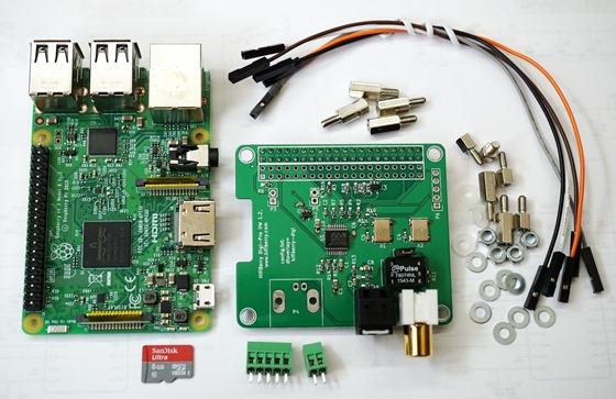 BerryStreamer Kit