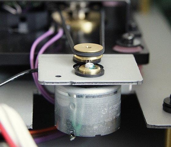 CEC TL03 aandrijfmotor
