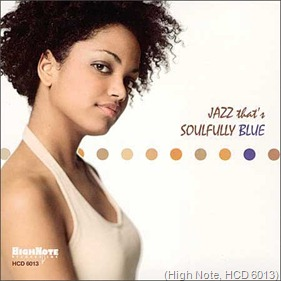 Jazz That's Soulfully Blue