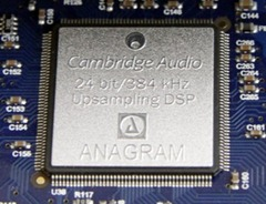 Cambridge Audio Azur 851C Anagram upsampler