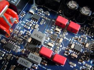 Cambridge Audio Azur 851C analoge uitgang detail