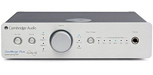 Cambridge Audio DacMagic Plus voorpagina