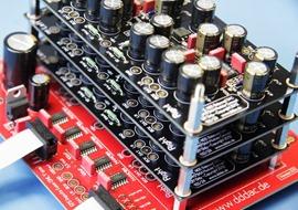 DDDAC 1794 DAC dek 3 gemonteerd