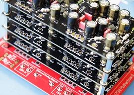 DDDAC 1794 DAC dek 4 gemonteerd