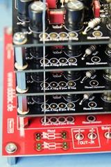 DDDAC 1794 DAC deks met elkaar verbinden