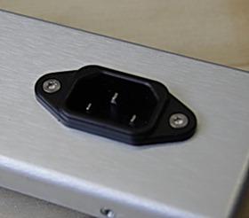 DDDAC 1794 Solo IEC aansluiting gereed