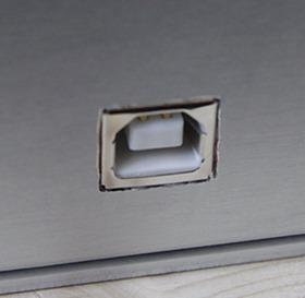 DDDAC 1794 Solo USB aansluiting passen en meten (2)