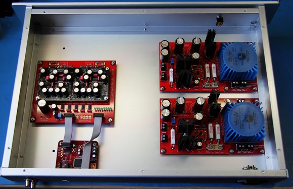 DDDAC 1794 Solo alle onderdelen gemonteerd