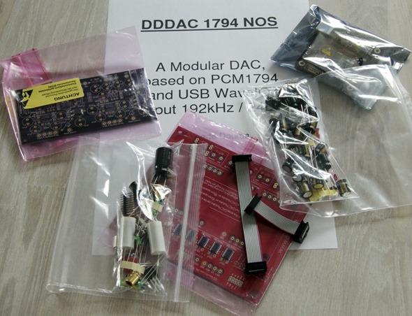 DDDAC 1794 kit