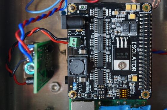DDDAC BerryStreamer - Allo Isolator (13)