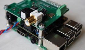 DDDAC 1794 BerryStreamer met Allo Isolator