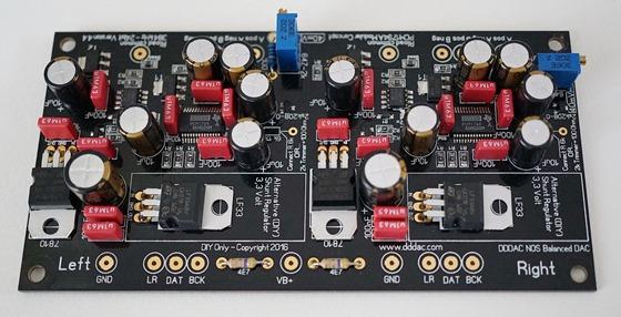 DDDAC1794 nieuw DACboard