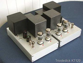 Triodedick KT120