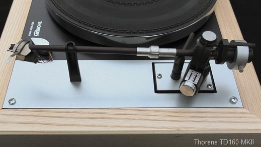 Thorens TD160 console