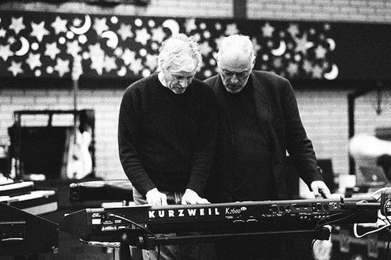 David Gilmour - Rattle that Lock (4)