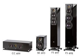ELAC 400 serie