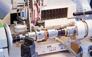 ELAC spreekspoelwikkelmachine