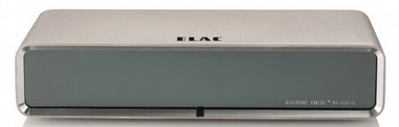 Elac Discovery front (2)