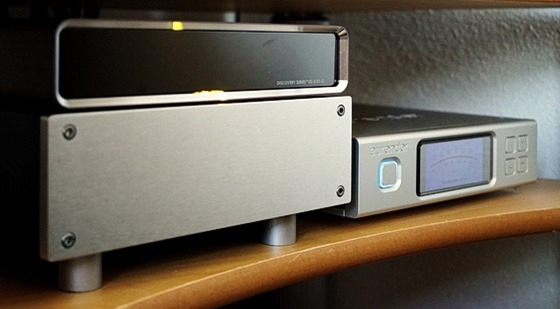 Elac Discovery in audiorek