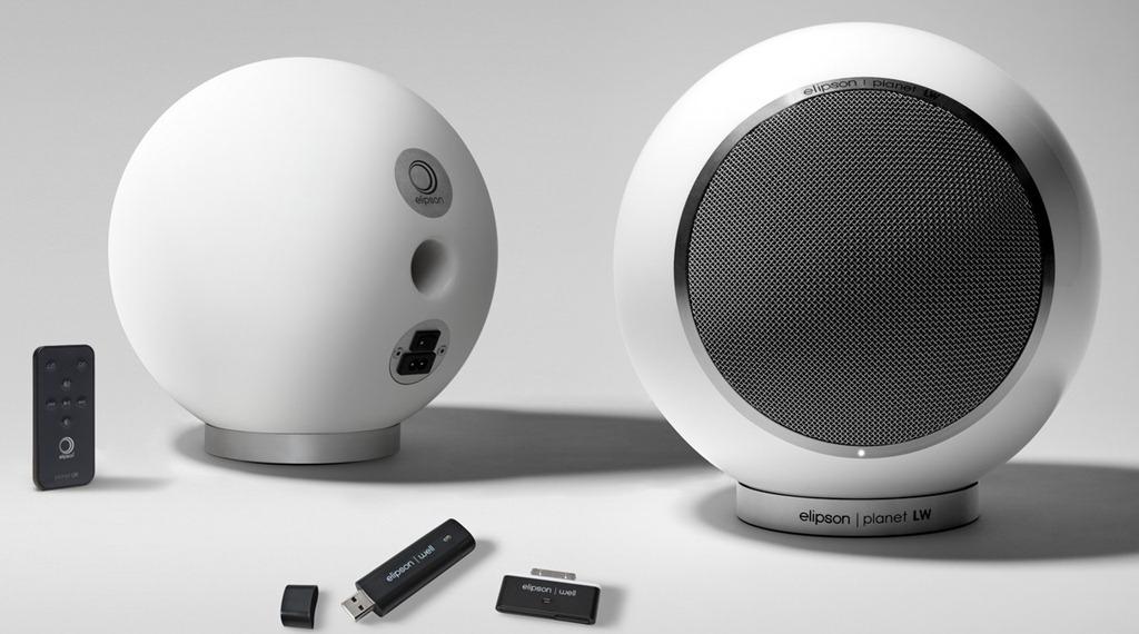 Elipson Planet LW actieve luidspreker