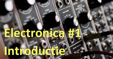 Electronica #1 introductie
