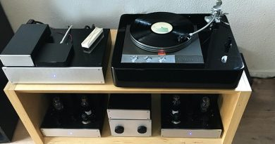 Jan's Garrard 401 Revisie