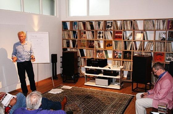 Harbeth Loudspeakers show Multifoon (5)