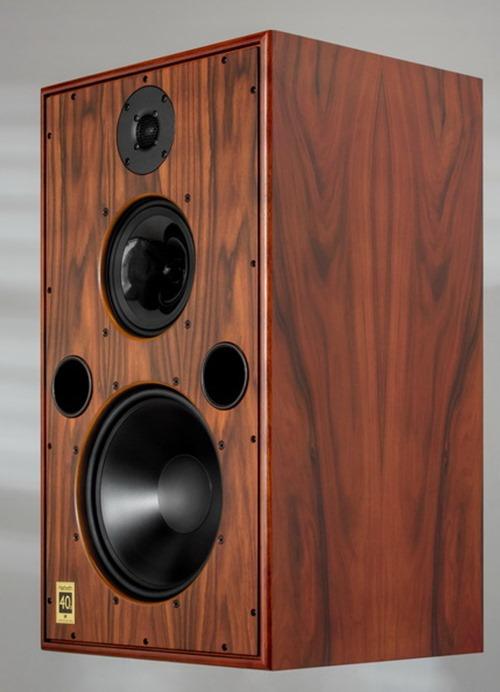 Harbeth 40.2 speaker<br /> Picture by Jim Holden