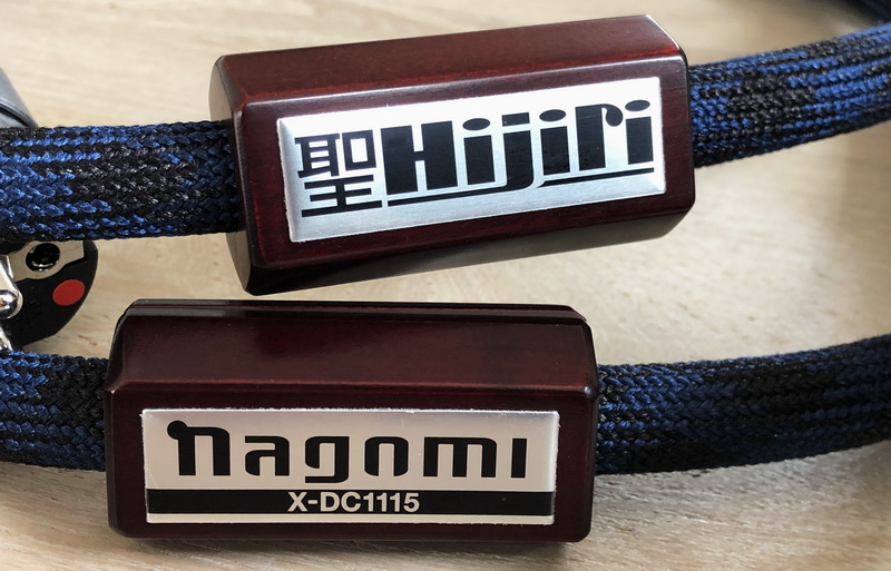 Hijiri 聖 Nagomi Power Cord