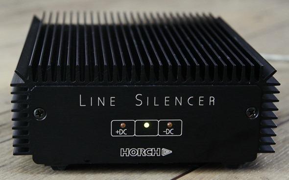 Horch Line Silencer voorkant