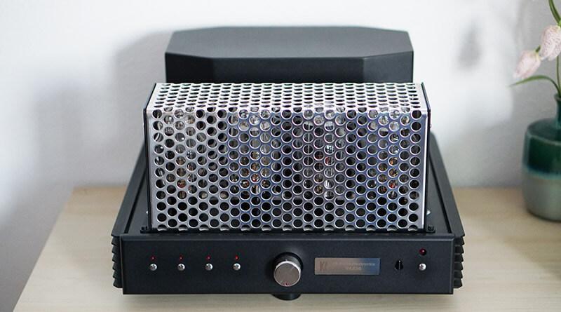 KR Audio VA 830 Geïntegreerde versterker