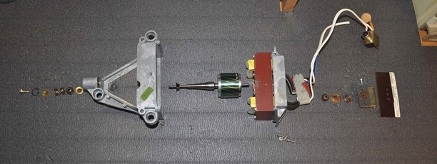 L75 motor opengewerkt